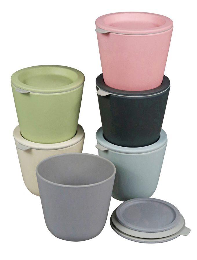 Back-up Jar 500 ml Opbergpot Overzicht
