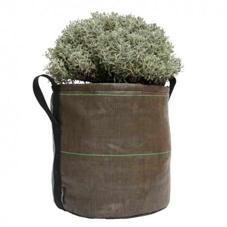 Bacsac pot 50 liter bolplant