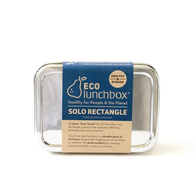 EcoLunchbox Solo Rectangle voor