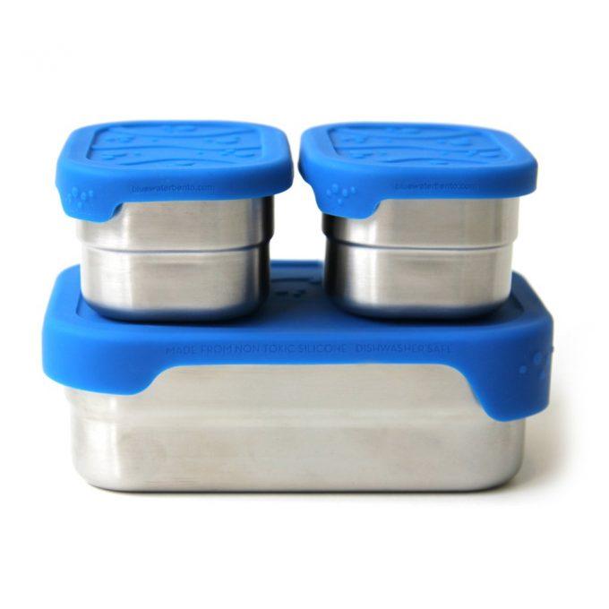 EcoLunchbox Splash Pod set