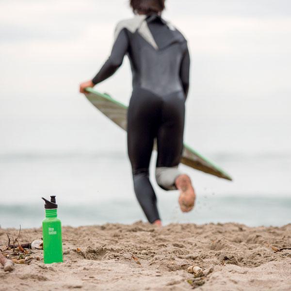 Klean Kanteen Classic 800 ml Sportdop surf