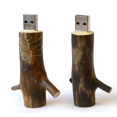Oooms Houten USB Sticks