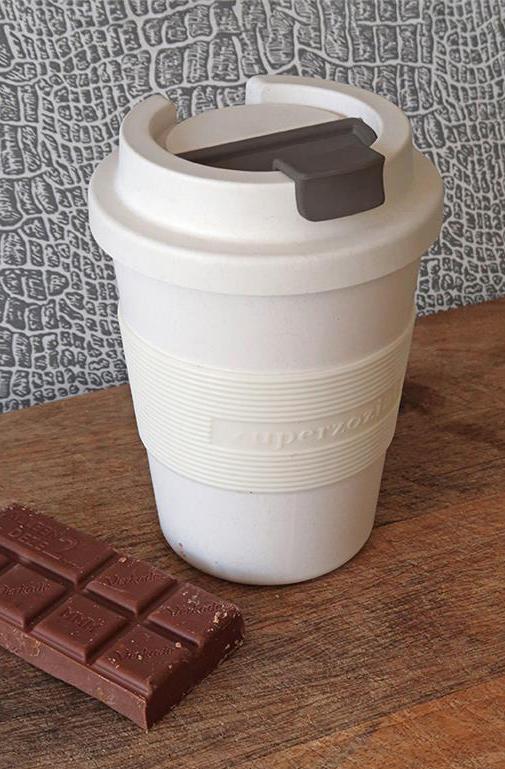 Time Out Mug Medium Coconut White reep