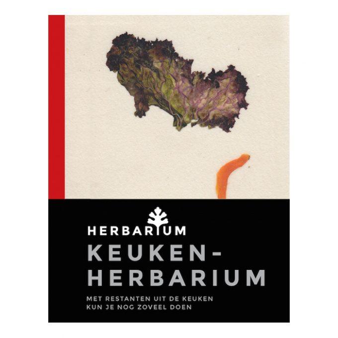 Notitieboek Herbarium Keukenherbarium