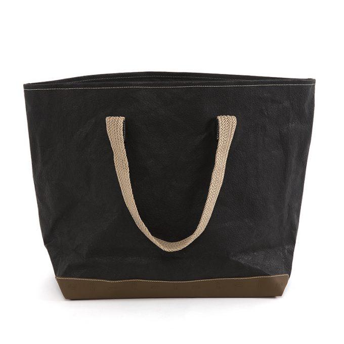 Uashmama Gemma Beach Bag Black