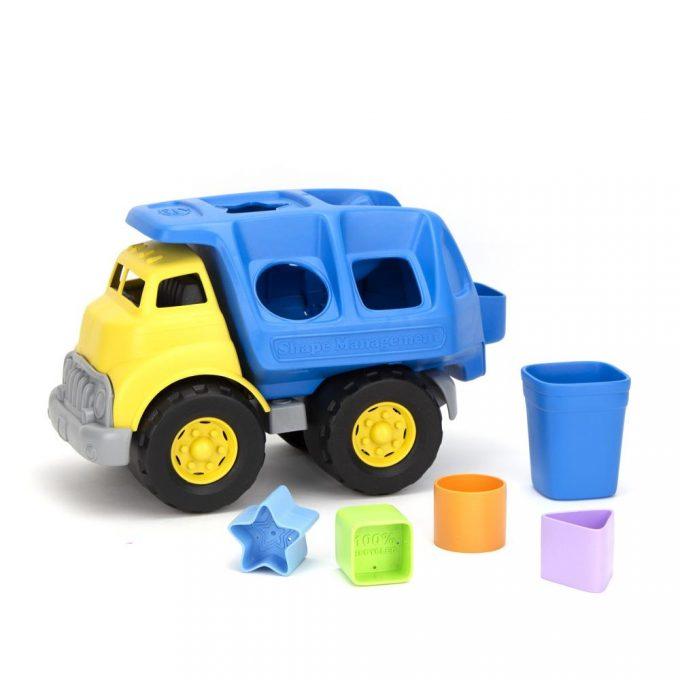 Green Toys Sorteer vrachtwagen