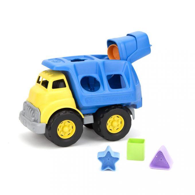 Green Toys Sorteer vrachtwagen bak