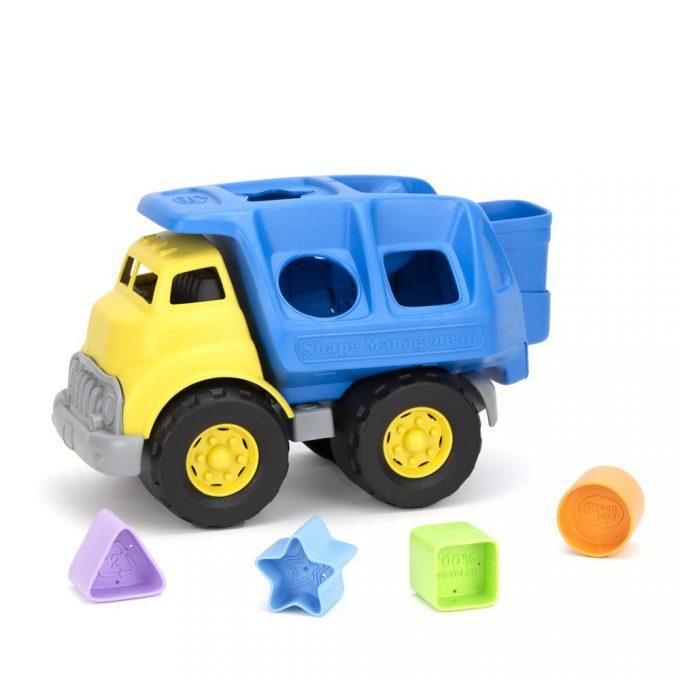 Green Toys Sorteer vrachtwagen blokken