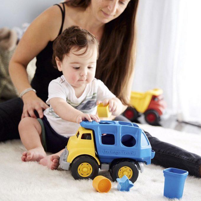 Green Toys Sorteer vrachtwagen speelgoed