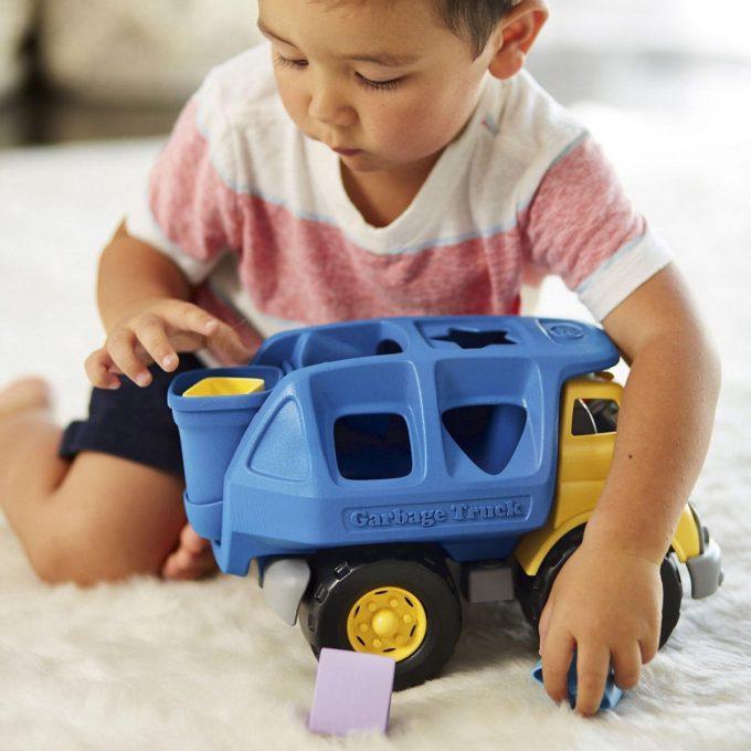 Green Toys Sorteer vrachtwagen spelen