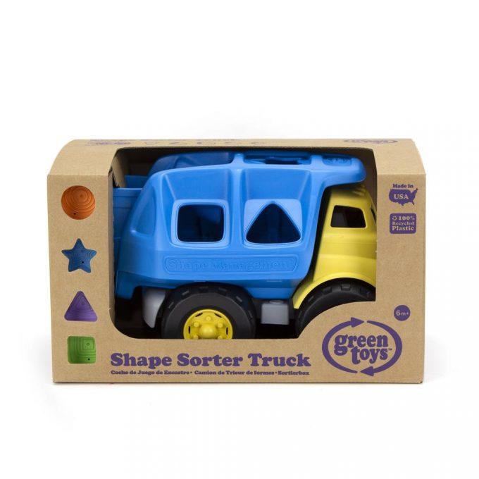 Green Toys Sorteer vrachtwagen verpakking