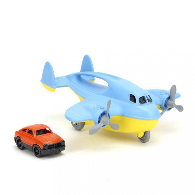 Green Toys Vrachtvliegtuig