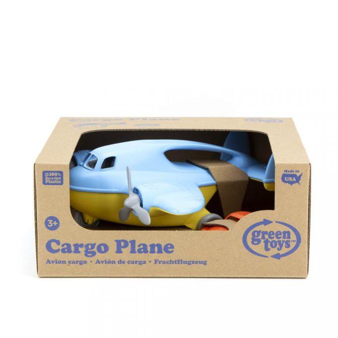 Green Toys Vrachtvliegtuig verpakking