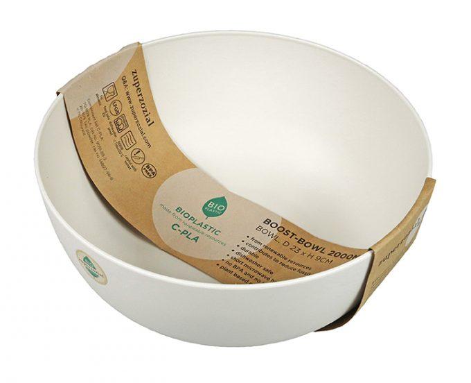 Zuperzozial Boost-Bowl 2000ml verpakking