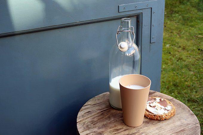 Zuperzozial Reload-Cup bekers bruin buiten