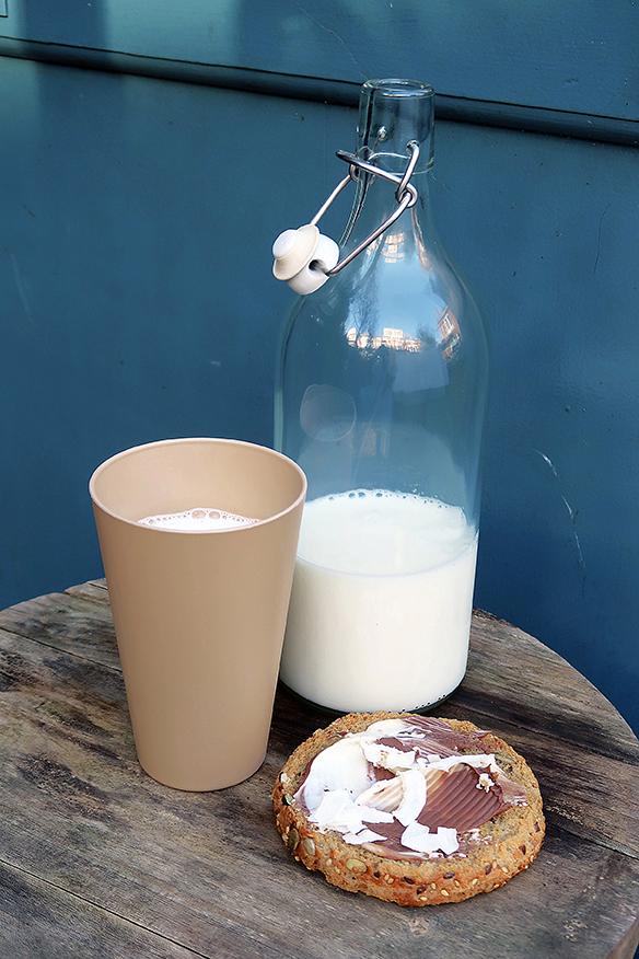 Zuperzozial Reload-Cup bekers bruin melk
