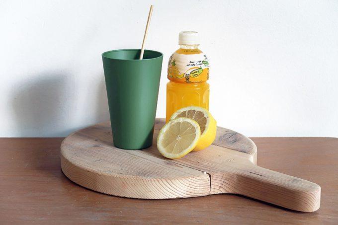 Zuperzozial Reload-Cup bekers groen drankje