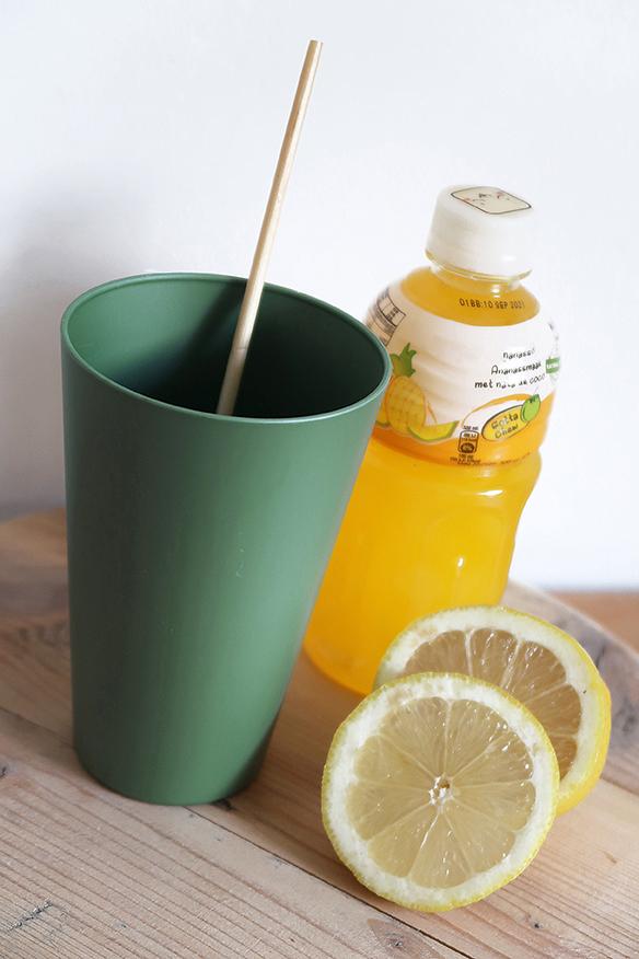 Zuperzozial Reload-Cup bekers groen tafelen