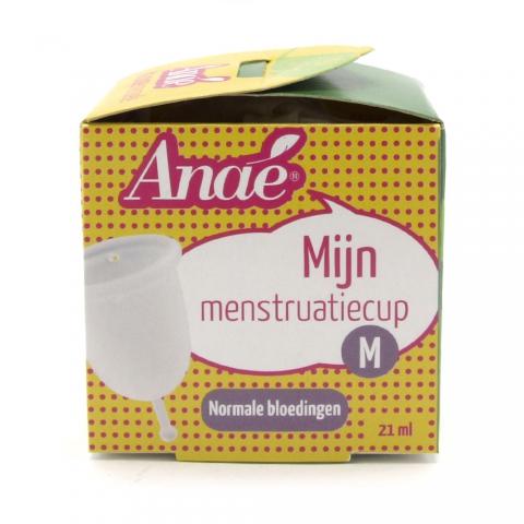 Anae Menstruatiecup Medium verpakking