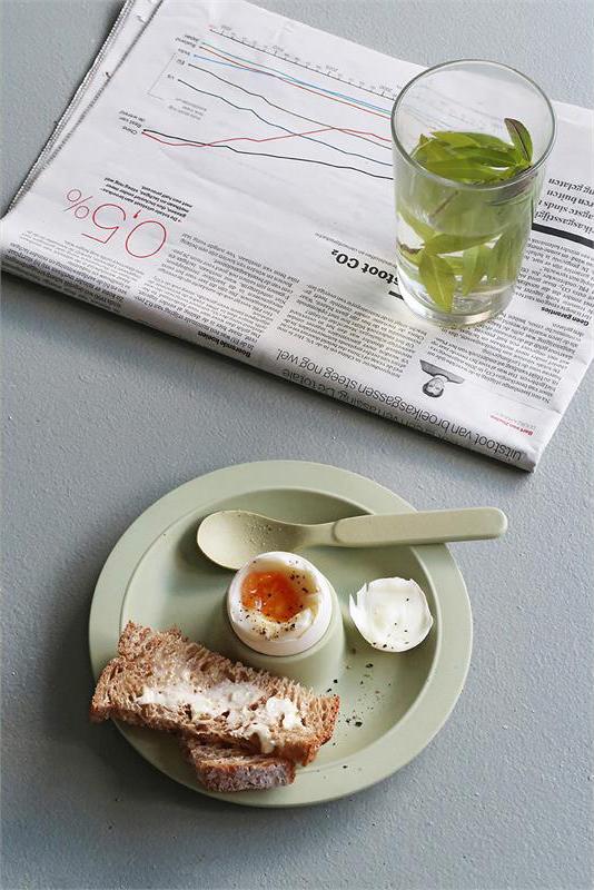 Zuperzozial Dippy Egg Willow Green ei