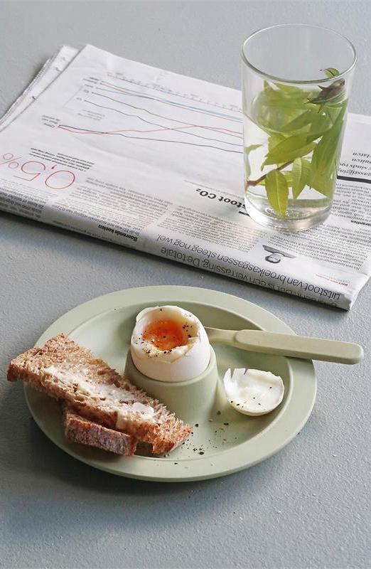 Zuperzozial Dippy Egg Willow Green eitje