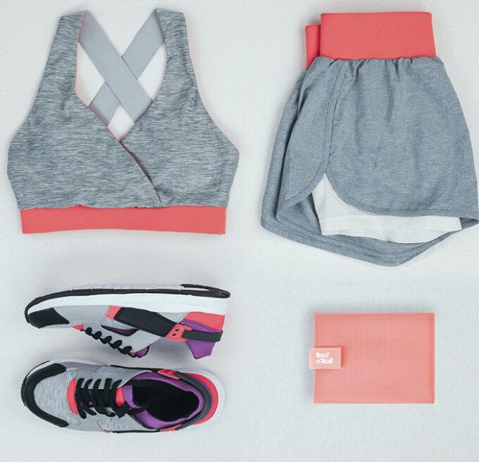 Boc'n Roll Active Pink sport